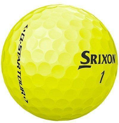 Srixon Q Star Tour Yellow - Golf Balls Direct