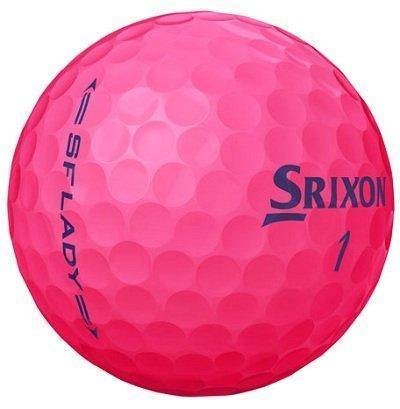 Srixon Soft Feel Lady Pink - Golf Balls Direct