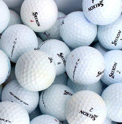 Srixon Z Star Series Mix - Golf Balls Direct