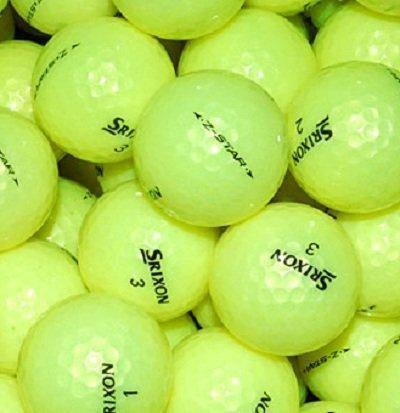 Srixon Z Star Series Yellow Mix - Golf Balls Direct