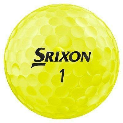 Srixon Z Star Tour Yellow - Golf Balls Direct