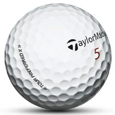 TaylorMade Tour Preferred X - Golf Balls Direct