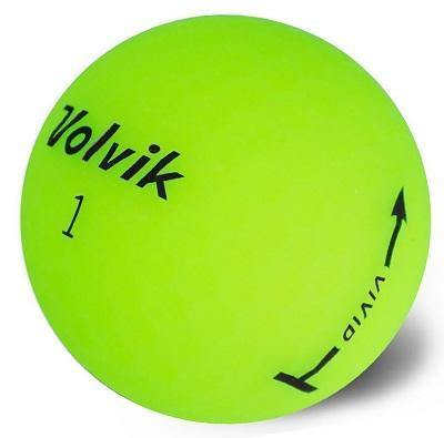 Volvik Vivid Matte Green - Golf Balls Direct