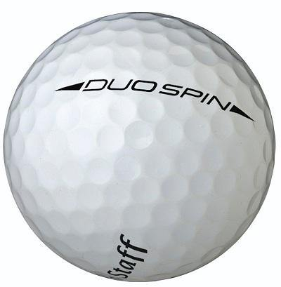 Wilson Duo Spin - Golf Balls Direct