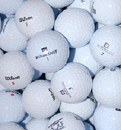Wilson Mix - Golf Balls Direct