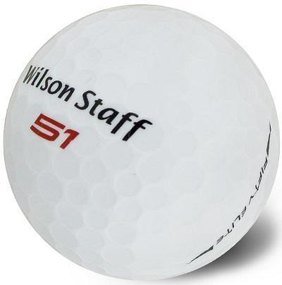 Wilson Staff Fifty Elite - Golf Balls Direct