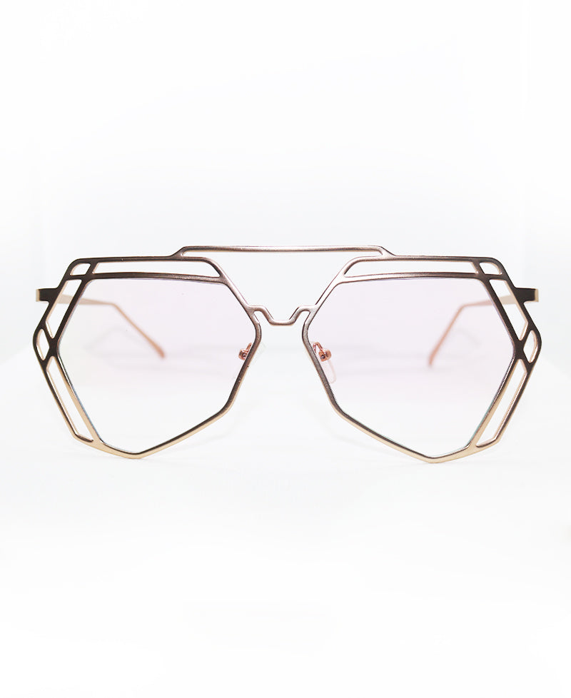 LENTES HEXAGON