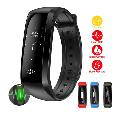 Fitness Heart Rate Monitor Watches - Wearmeal