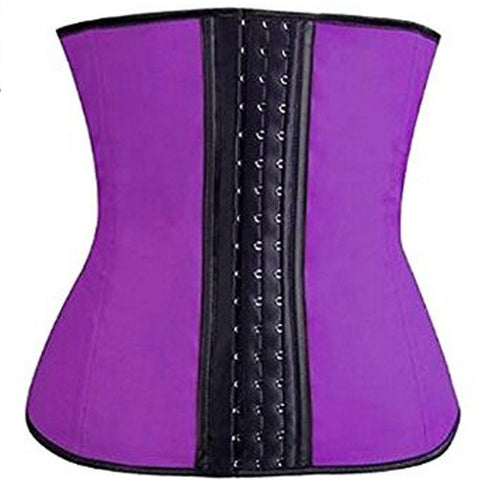 Rubber Body Shaper Waist Trainer - Wearmeal