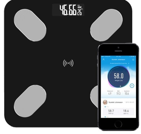 Scientific LED Digital Weight Scales - Wearmeal