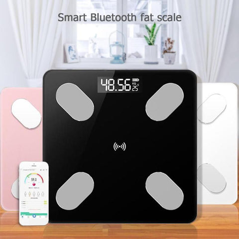 Voice Bluetooth APP Control Bathroom Scales - Wearmeal