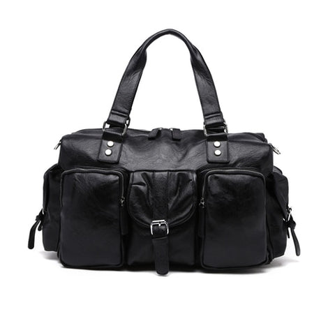 High Quality Leather Sports Bag - Wearmeal