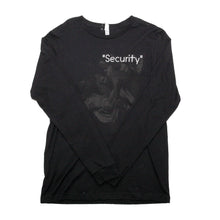 Load image into Gallery viewer, Virgil Abloh x MCA Security Tee LS