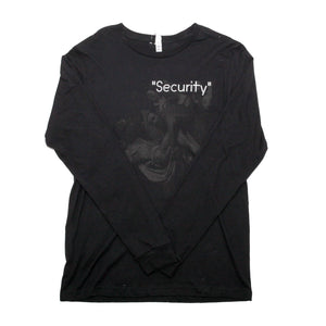 Virgil Abloh x MCA Security Tee LS