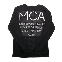 Load image into Gallery viewer, Virgil Abloh x MCA Security Tee