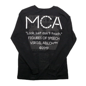 Virgil Abloh x MCA Security Tee