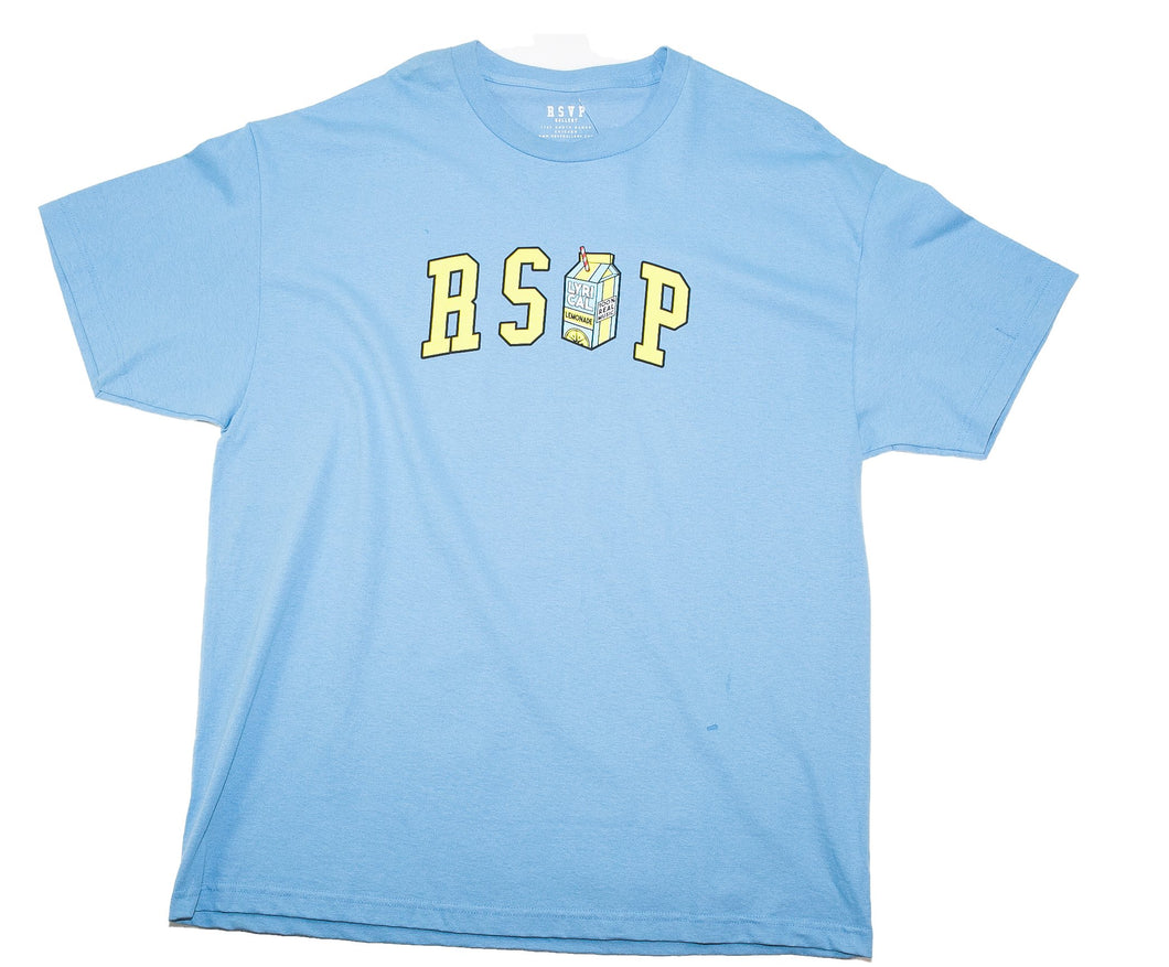 RSVP x Lyrical Lemonade Blue Tee