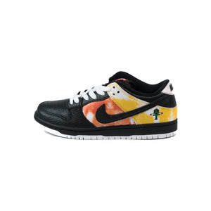 Nike SB Black Raygun Dunk Low