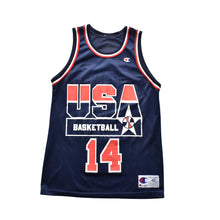 Load image into Gallery viewer, Vintage USA Basketball Alonzo Mourning Jersey - 40