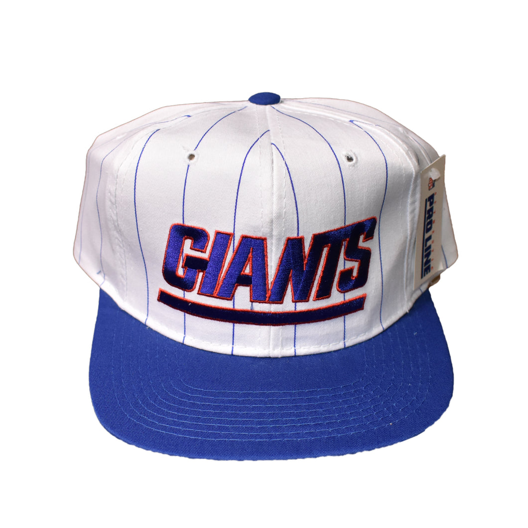 Vintage New York Giants Starter Snapback Hat