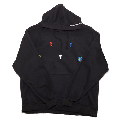 Astroworld Embroidered Hoodie