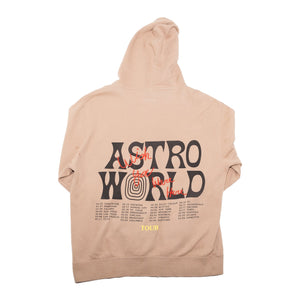 Astroworld Zip Up Hoodie