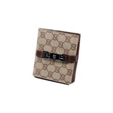 Load image into Gallery viewer, Vintage Gucci Monogram Wallet