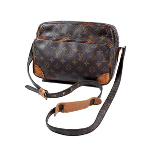 Vintage Louis Vuitton Nile Side Bag