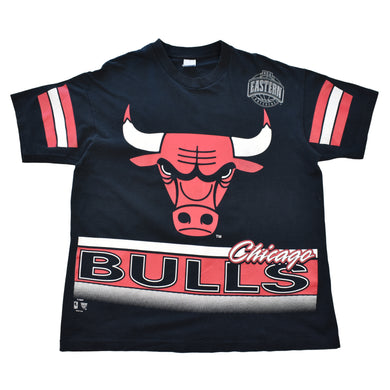 Vintage Chicago Bulls Big Logo T Shirt