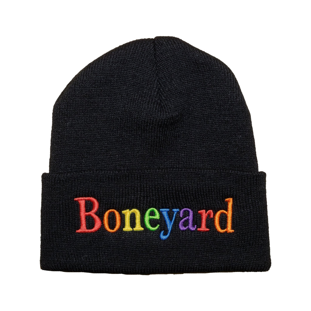 Boneyard London Beanie (Black)
