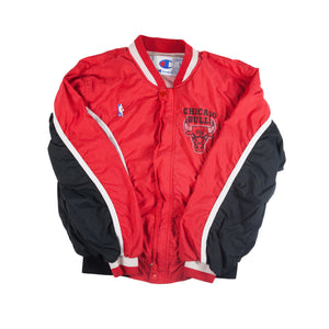 Vintage Chicago Bulls Champion Jacket