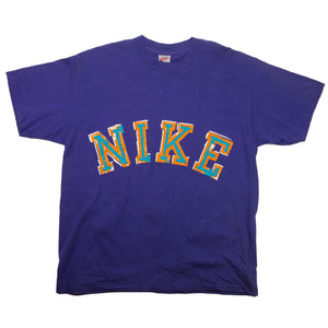 Vintage Nike Spellout T Shirt