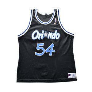 Vintage Grant Hill Orlando Magic Champion Jersey - 48