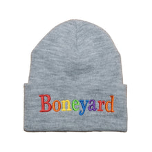 Load image into Gallery viewer, Bone-Berry Beanie (ON SALE)