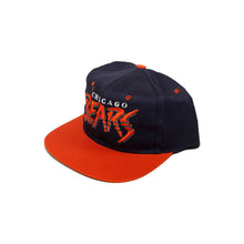 Load image into Gallery viewer, Vintage Chicago Bears Snapback