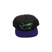 Load image into Gallery viewer, Vintage Tampa Rays Snapback