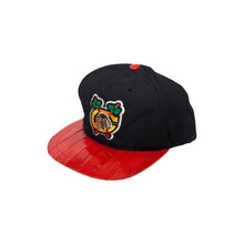 Load image into Gallery viewer, Vintage Chicago Blackhawks Skins Snapback