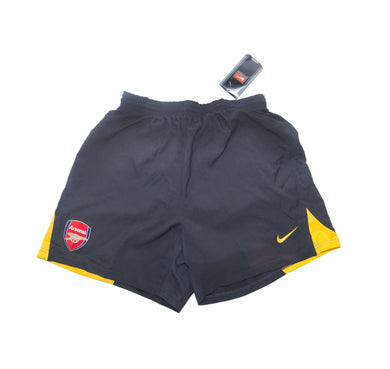 Vintage Arsenal Shorts Grey