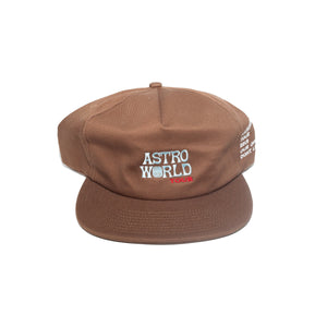 Astroworld Tour Snapback