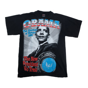 Vintage Obama Election of History Tee