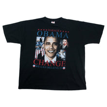 Load image into Gallery viewer, Vintage Obama Change Tee