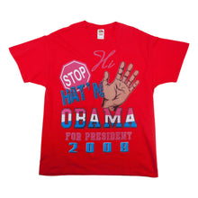 Load image into Gallery viewer, Vintage Obama Bye Hater Tee