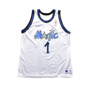Vintage Penny Hardaway Orlando Magic Jersey - 48