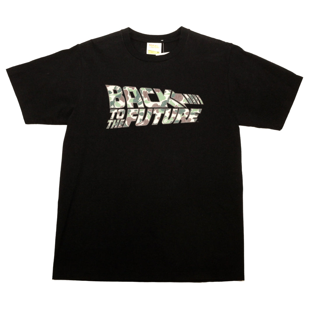 Bape x Back to the Future Tee