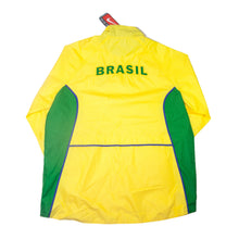 Load image into Gallery viewer, Vintage Nike Soccer Brasil Windbreaker