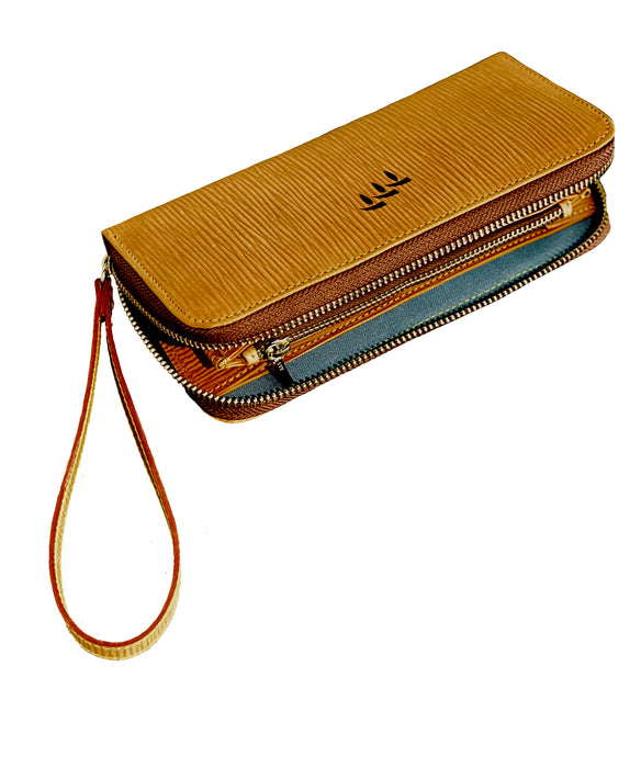 Long zip Wallet