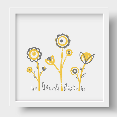Good Morning Sunshine Nursery Print 3