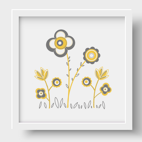 Good Morning Sunshine Nursery Print 1