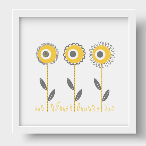 Good Morning Sunshine Nursery Print 4