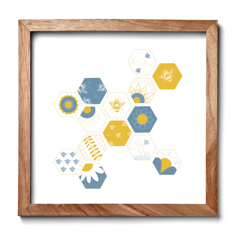 The Bees Knees - Home Print